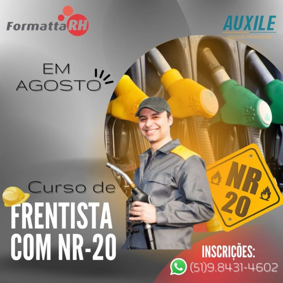 FRENTISTA NR 20